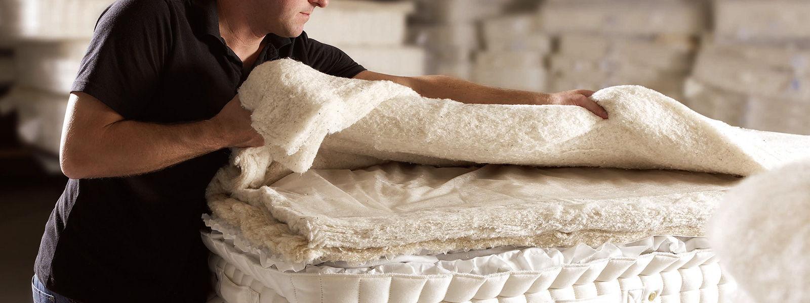 Bespoke hand made beds