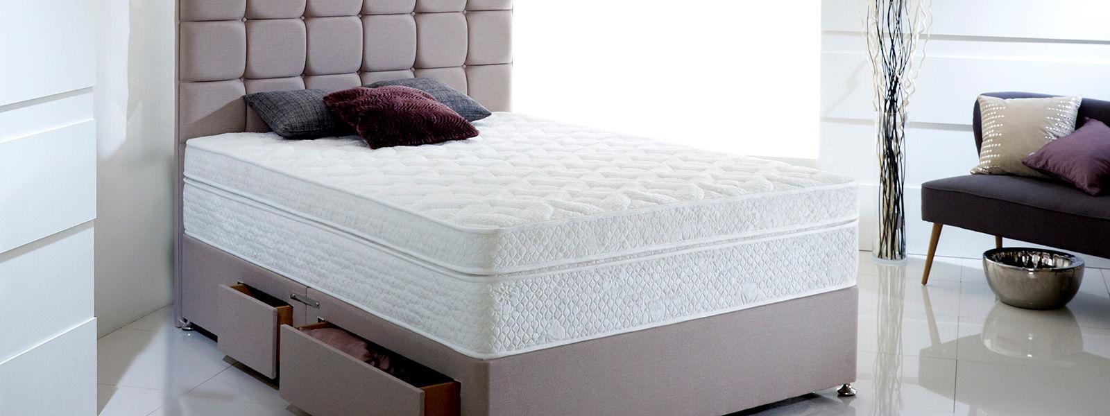Highgrove Latex and Gel mattresses